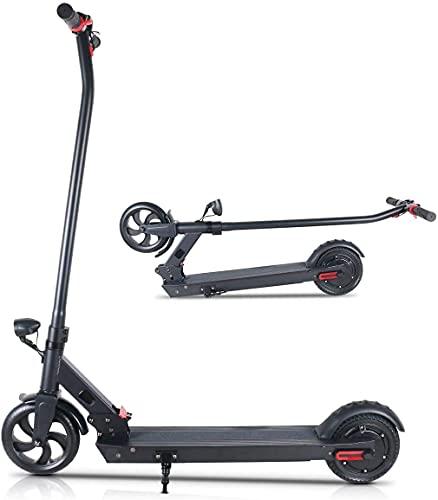 TOEU E-Scooter Faltbarer Elektroroller Erwachsene 20 km/h 250W Motor Electric Scooter Hoverboard...