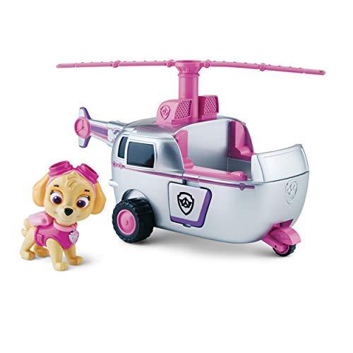 PAW Patrol 6027645 - Basic Vehicle (Fahrzeug) - Skyes Helikopter