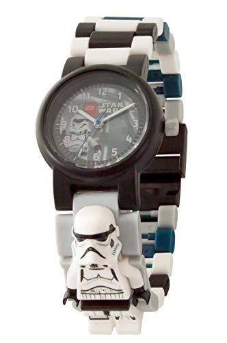 LEGO Watches and Clocks Unisex KinderArmbanduhr Analog Quarz Plastik 8021025