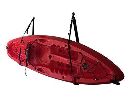 COR Surf Kayak Storage Hochleistungs-gepolsterte Kajakschlinge/Kajak-Wandhalterung/Marke von Surfers