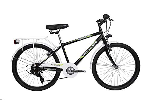 T&Y Trade 24 Zoll Kinder Jungen Jugend City Fahrrad Kinderfahrrad Jungenfahrrad Citybike Cityrad...