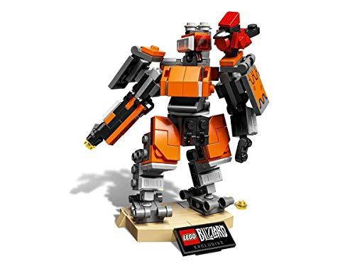 Mech-Bausatz 'Omnic-Bastion' von LEGO Overwatch