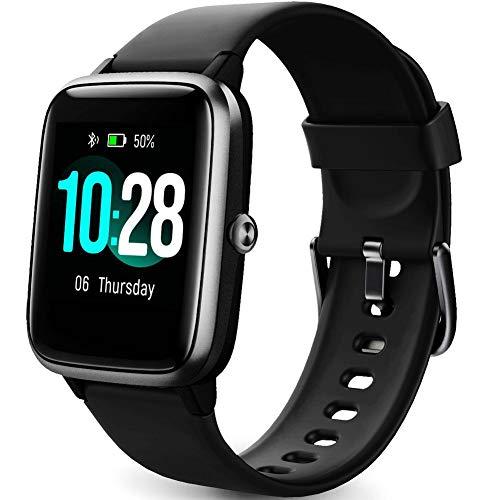 Smart Watch Fitness Tracker Fitness Armband mit herzfrequenz,SmartWatch IP68 Wasserdicht Fitness Uhr...