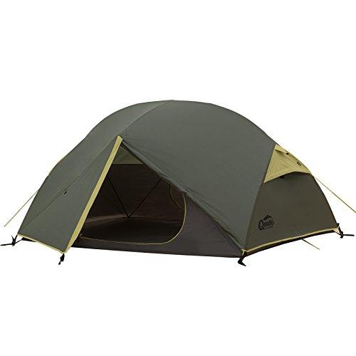 Qeedo Light Birch 2 Trekkingzelt, 2 Personen, Leicht (2,9kg), Kleines Packmaß, Trekking, Camping, Inkl....