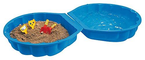 BIG 7711001 - Sand, Wassermuschel, blau