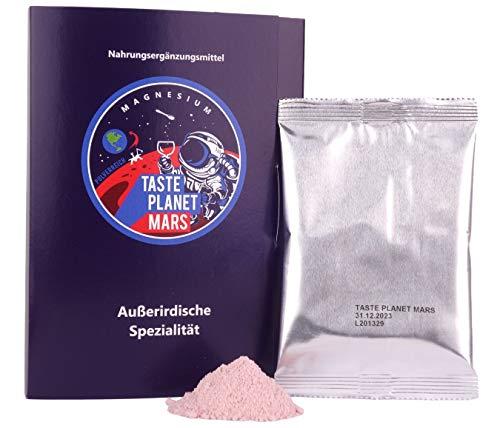 Mineralsalze des Planeten Mars - mit NASA-Daten entwickelt, das Geschenk für Weltraum Fans und SpaceX...