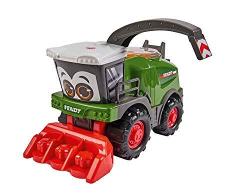Dickie 203815009 Toys Happy Fendt Katana, Erntemaschine, Spielzeugauto, Bauernhof Spielzeug,...