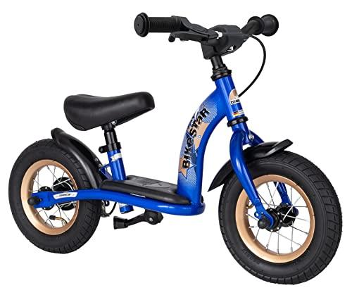 BIKESTAR Kinder Laufrad Lauflernrad Kinderrad für Jungen und Mädchen ab 2 - 3 Jahre   10 Zoll Classic...