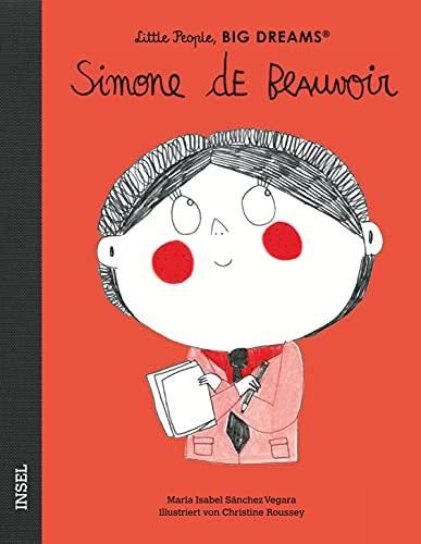 Simone de Beauvoir: Little People, Big Dreams. Deutsche Ausgabe