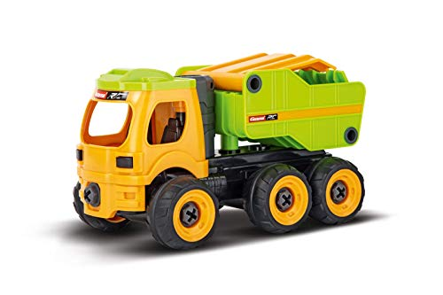 Carrera RC First Truck – Baustellenfahrzeug /Dump Truck mit Controller I Ferngesteuertes Auto ab 3...