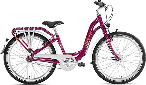 Puky 4865 - Skyride 24-7 Alu light - Fahrrad berry