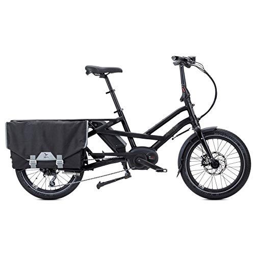 Tern GSD S10 Lastenrad E-Bike, Farbe:schwarz matt