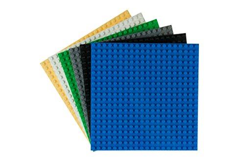 Strictly Briks | Klassische Bauplatten | 100 % kompatibel mit Allen führenden Marken | zum Bauen von...
