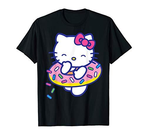 Hello Kitty Donut T-Shirt