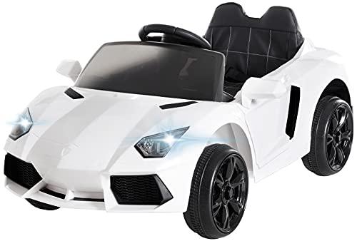 Actionbikes Motors Kinder Elektroauto Super Sport - Ledersitz - Mp3 - USB - SD - 2,4 Ghz Rc Fernbedienung...