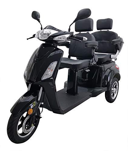Elektromobil VITA CARE 2000 Seniorenmobil Senioren-Scooter mit Straßenzulassung E-Scooter E-Roller...