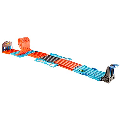 Hot Wheels - Track Builder Mega Rennbox