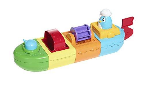 5-in-1 Aufziehboot