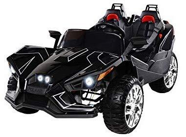 Actionbikes Motors Kinder Elektroauto GT Super Speed JC888 – 4x40 Watt Motor – 2-Sitzer - Eva Reifen...