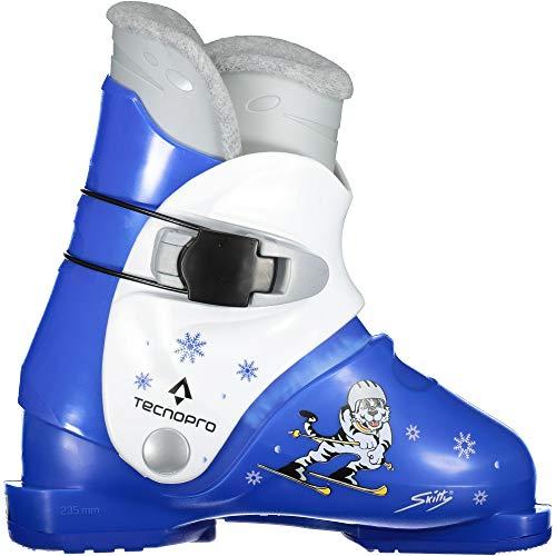 Tecno Pro Kinder Skischuhe Jungen Skistiefel T30