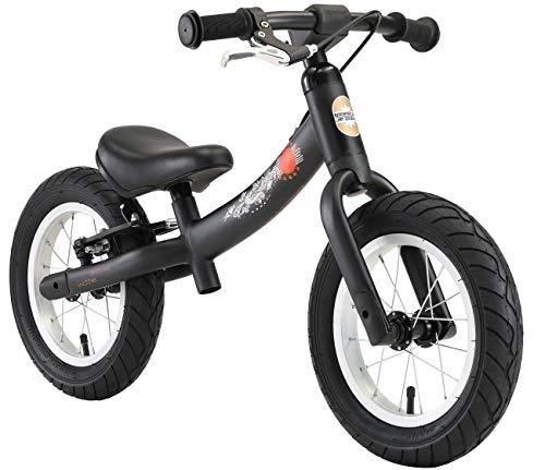 BIKESTAR Kinder Laufrad Lauflernrad Kinderrad für Jungen und Mädchen ab 3 - 4 Jahre | 12 Zoll Sport...