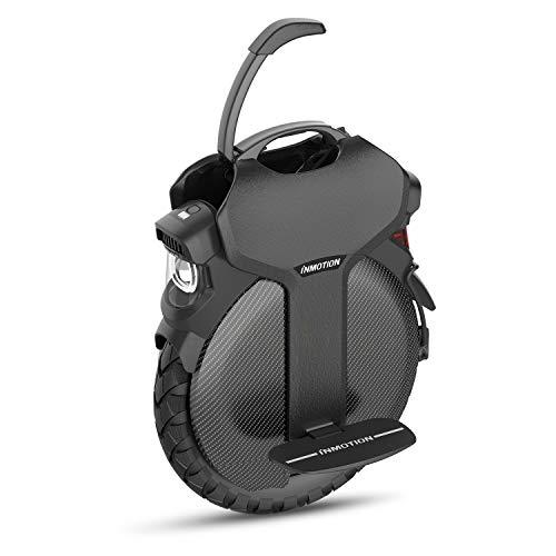 InMotion Unisex-Adult Elektrisch Einrad V11, schwarz, Einheitsgröße für alle