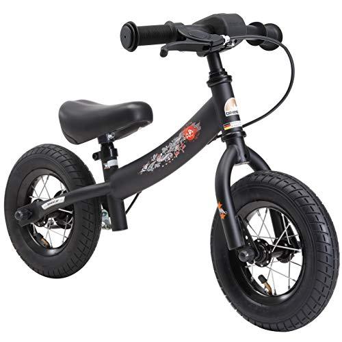 BIKESTAR Kinder Laufrad Lauflernrad Kinderrad für Jungen und Mädchen ab 2 - 3 Jahre ★ 10 Zoll Sport...