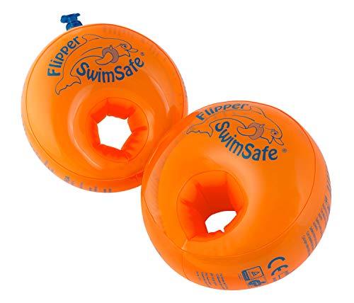 Flipper Swimsafe 77840117 - Schwimmflügel, für Kleinkinder ab 12 Monaten, mit unzerbrechlichem...