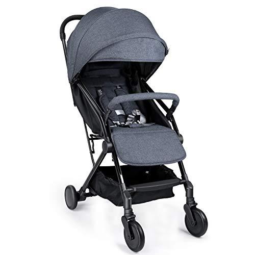Meinkind Baby Kinderwagen Buggy, Kinderbuggy vom Geburt bis 22kg Leichter Kinderwagen mit Einhand...