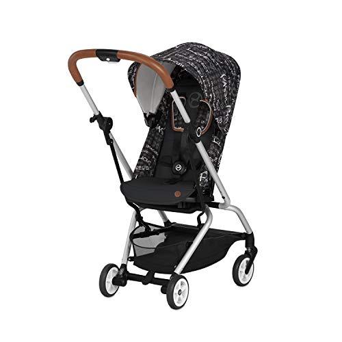 CYBEX Gold Buggy Eezy S Twist, 360° Rotierbare Sitzeinheit, Ultrakompakt, Ab Geburt bis 17 kg (ca. 4...