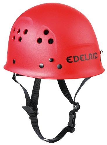 EDELRID Kinder Helme Ultralight, red, 72028 (54-60 cm)