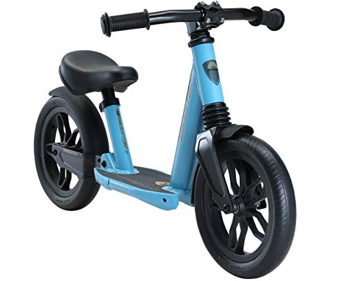 BIKESTAR Vollgefedertes Alu Kinder Laufrad Rad für Jungen und Mädchen ab 2 - 3 Jahre   10 Zoll...