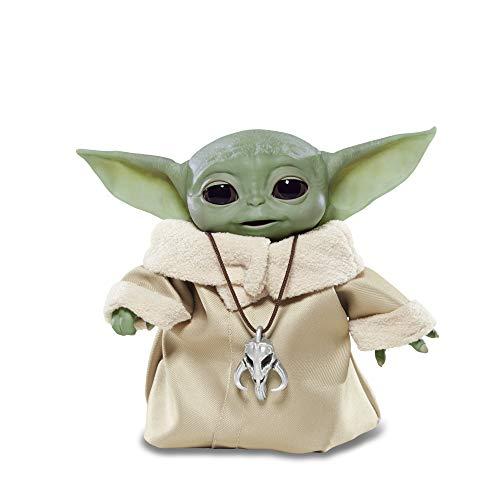 Star Wars The Child elektronische Edition mit über 25 Sound- und Bewegungskombinationen, The Mandalorian...
