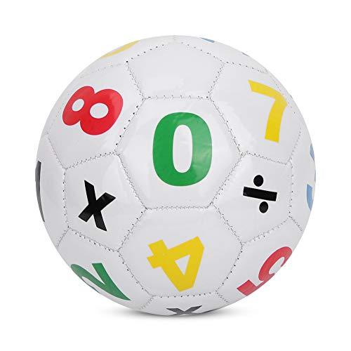 Yinuoday Kinder Fußball Outdoor Sport Fußball Klassiker Üben Fußball Größe 2 Mini Kinder...
