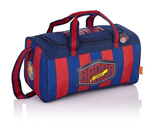 FC Barcelona Barca Fan 5 Kinder-Sporttasche, 15 Liter, Multicolour