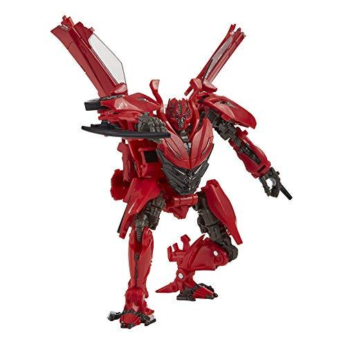 Transformers Toys Studio Serie 71 Deluxe Class Dark of The Moon Autobot Dino-Actionfigur – ab 8 Jahren,...