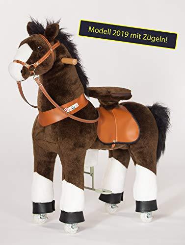PonyCycle Inline Animals by Choky Modell 2019 mit Zügeln (Größe: medium): Das revolutionäre...