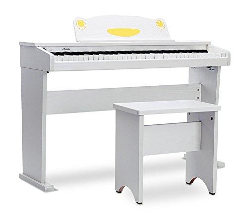Artesia FUN-1 Kinder-Klavier Digital Piano Keyboard mit Hocker
