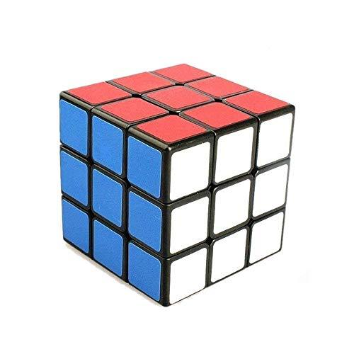 iLink Zauberwürfel 3x3, Original Speed Magic Cube , professionelles schnelles Gehirn-Teaser, Glattes 3D...