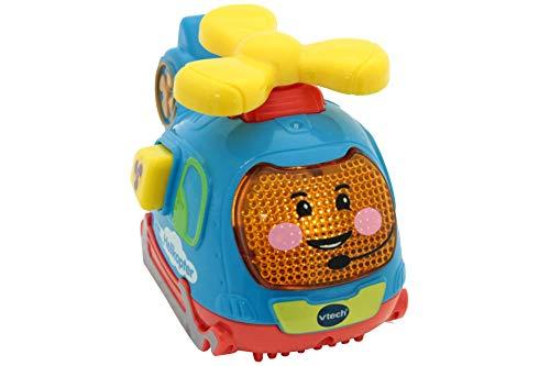 Vtech 80-516804 Tut Tut Baby Flitzer Helikopter Babyspielzeug, Mehrfarbig