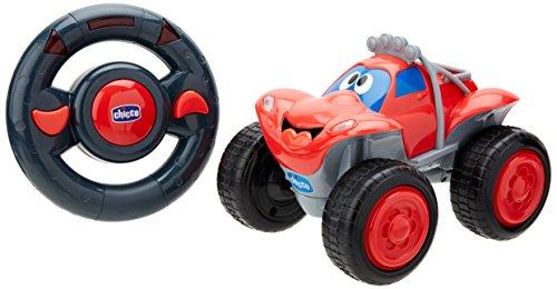 Chicco Billy Bigwheels Ferngesteuertes Auto für Kinder, RC Auto mit Intuitiver Funkfernsteuerung...