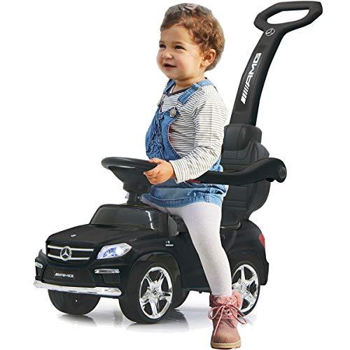 Stimo Mercedes Benz AMG Rutschauto (offiziell lizenziert) Kinder Fahrzeug Rutscher Auto (AMG GL63...