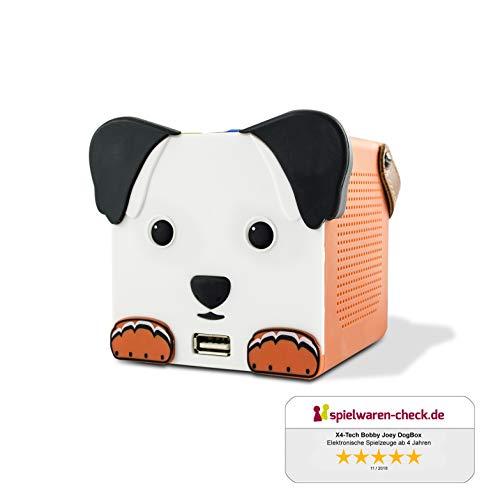 DogBox Bluetooth-Lautsprecher 'Bobby Joey' von X4-TECH