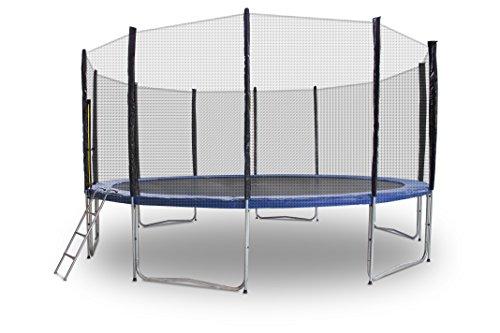 ms-point Gartentrampolin Trampolin Outdoor-Trampolin Fitness-Trampolin 490cm, inkl. Randabdeckung,...