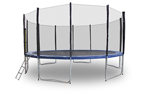 ms-point Gartentrampoline Trampoline Outdoor-Trampoline Fitness-Trampoline 490cm, inkl....
