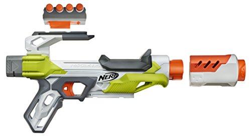 Hasbro Nerf B4618EU6 N-Strike Modulus Ion-Fire, Spielzeugblaser