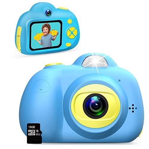 Dreamingbox Geschenke für Jungs ab 3 4 5 6 7 8 9 10 Jahre, Digitalkamera für Kinder Kinderkamera 3-10...
