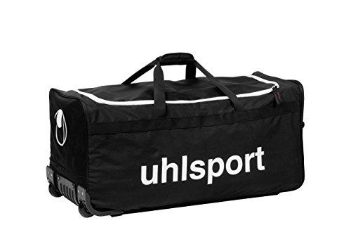 uhlsport Uni Reise Und Teamtasche Basic Line Sporttasche, Schwarz (Negro), 45 Centimeters