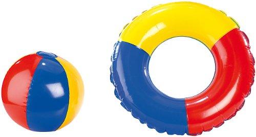 HX-Toys Unisex– Kinder PX-7526 Swim Set, 1