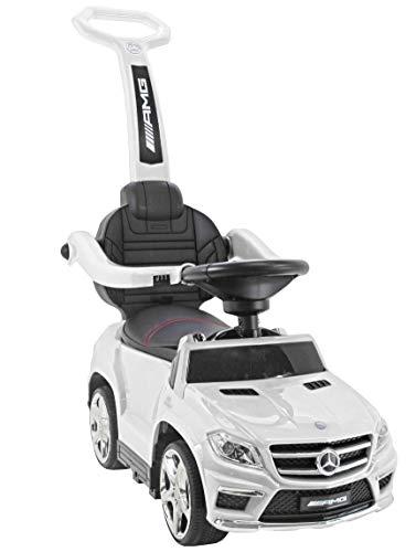Mercedes GL63 AMG Rutscher Rutschauto Rutscher Kinderfahrzeug Kinderauto, Multifunktionales Spielzeug mit...